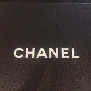 Chanel Gold Belt